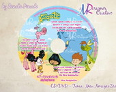 CD/DVD Amig�oZ�o Personalizado