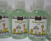 Alcool gel 30ml personalizado