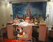 Festa Turma do Mickey e Minnie
