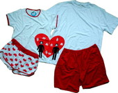 Kit sleepwear Love