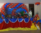 Tema: Homem Aranha