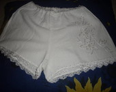 Short adulto bordado P 13 VENDIDO