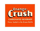 Quadro Decora��o Orange Crush - 298