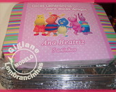 Marmitinhas Personalizadas Backyardigans