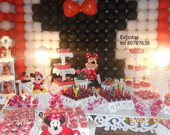 Decora��o minnie tradicional