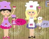 boneca digital e ilustra��es