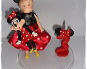 MINNIE FASHION - PERSONALIZADA