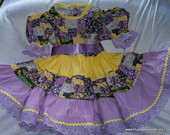 Vestido &quot;Violeta&quot;