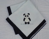 Manta Soft Urso panda