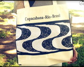 Ecobag Calado de Copacabana