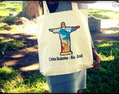 Ecobag Cristo Redentor