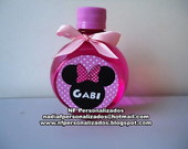 �gua Pink da Minnie