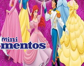 Rtulo Mentos Princesas