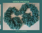 Linha Fru: Verde-prssia - CFr-016