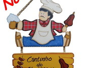 Cord�o Cantinho do Churrasco II