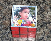 Cubo personalizado