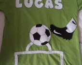 CAMISETA PERSONALIZADA FUTEBOL