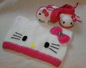 ❀conjunto baby Hello Kitty ❀ pink