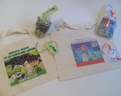 Ecobag Infantil - Ben 10 e Gwen