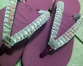 CHINELO HAVAIANAS MACRAME INFANTIL