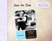 Save the Date - Carto 10x15cm