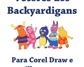 Vetores dos Backyardigans