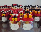 Minnie e Mickey - Anivers�rio