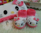 &#9829; Conjuntinho Hello Kitty &#9829;