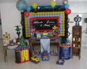 Festas de Aniversario