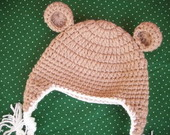 Gorro Little Monkey