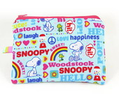 Necessaire Snoopy Pink