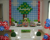 Decorao Galinha Pintadinha &quot;Antonella&quot;
