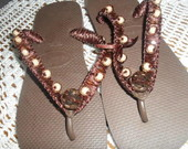 CHINELO HAVAINAS MACRAME