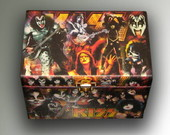 Ba� Personalizado do Kiss