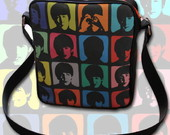 Bolsa The Beatles Pop Art