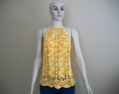 Blusa Frente nica Mesclada C05