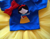 CONJUNTO BRANCA DE NEVE 2