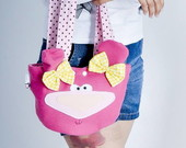 Bolsa Ursinha Pink