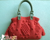 Bolsa Jolie - Crimson