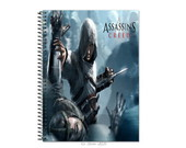 Caderno Assassin's Creed