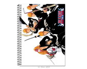 Caderno Bleach - Ichigo Evolution