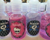 lcool Gel  Monster High - 40 ml