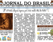 Convite Jornal Ch de Beb