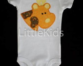 Body Carters Girafa