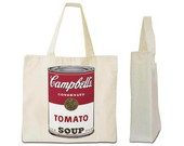Ecobag Tomato by Andy Warhol