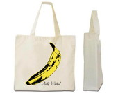 Ecobag Velvet Underground by Andy Warhol