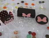 Kit Festa Scrap Decor LACINHO DA MINNIE