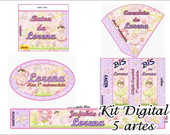 Kit Digital 5 Artes