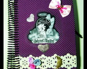 SCRAPBOOK BETTY BOOP TEEN