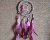 Dreaming in Rose - Dream Catcher